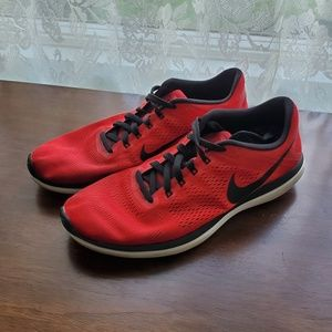 Nike Flex Runs with Awesome Sole Replacement